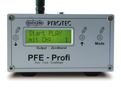 PFE Profi - Audio - Display