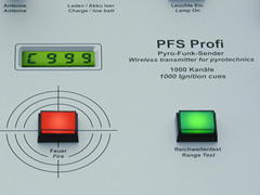 PFS Profi - Detailed view