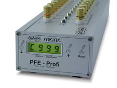 PFE Profi - 10 Outputs - Display