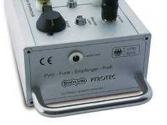 PFE Profi - 10 Outputs - Rückansicht