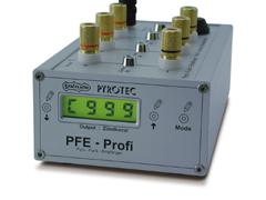 PFE Profi - 3 Outputs - Display