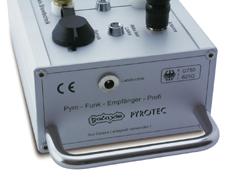 PFE Profi - 3 Outputs - Rückseite