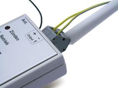 PFE Profi Mini - 1 Outputs - Klemmen mit Zündleitung