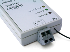 PFE Profi Mini - 1 Outputs - Klemmen