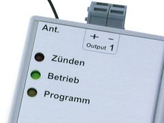 PFE Profi Mini - 1 Outputs - Anzeigeelemente