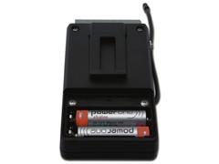 PFE Profi Mini - 5 Outputs - Rückseite mit Batteriefach