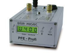 PFE Profi Power - 1 Output - Display